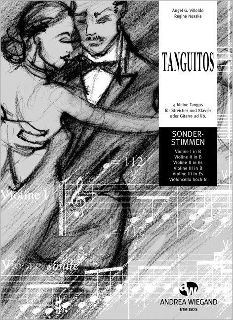 Tanguitos - Vier kleine Tangos