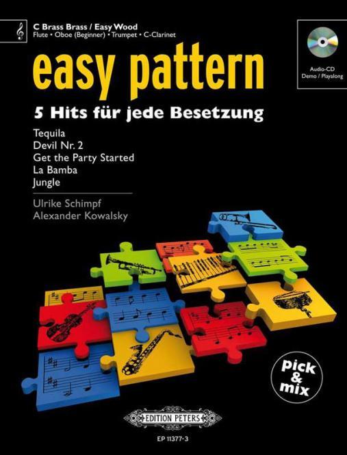 Easy Pattern: Instrumente in C