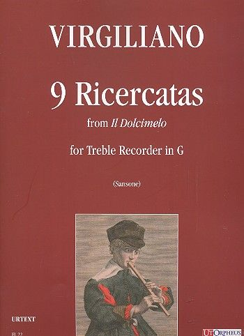 9 Ricercatas From Il Dolcimelo