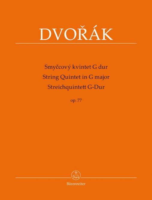 Streichquintett G-Dur op. 77