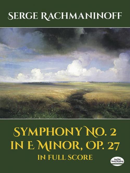 Symphony No. 2 in E Minor, Op. 27 in Full Score