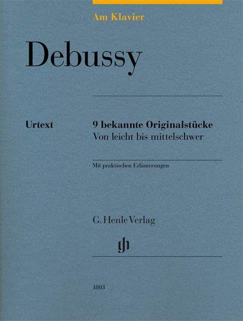 Am Klavier - Debussy