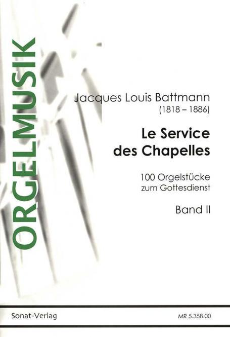 Le Service des chapelles 2 op. 274