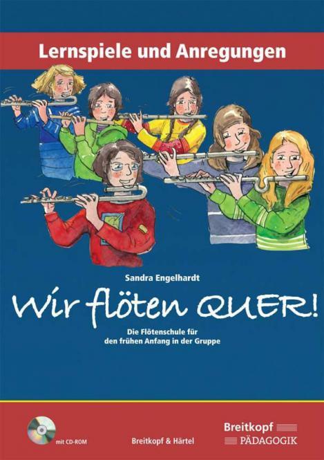 Wir flöten QUER! Lernspiele & Anregungen