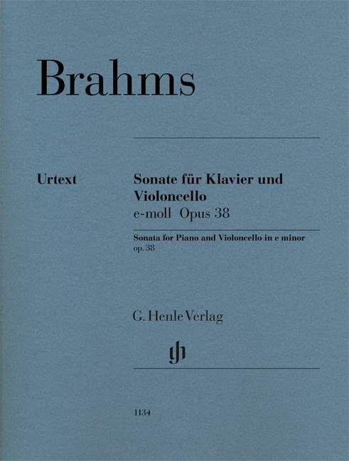 Violoncellosonate e-moll op. 38