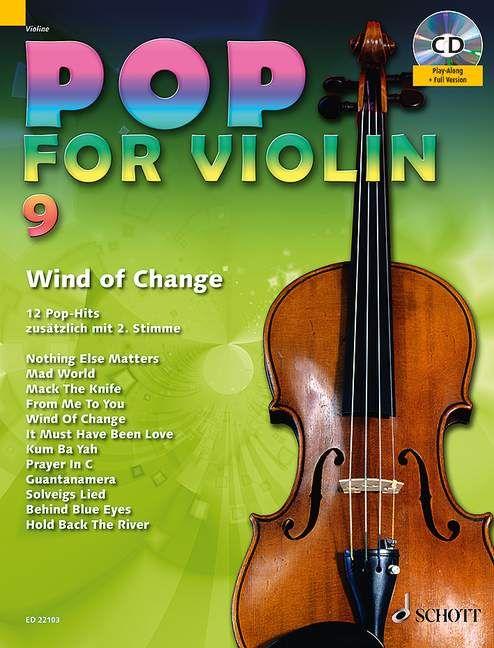 Pop For Violin 9: Wind Of Change