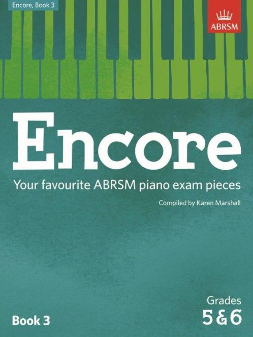 ABRSM: Encore Book 3