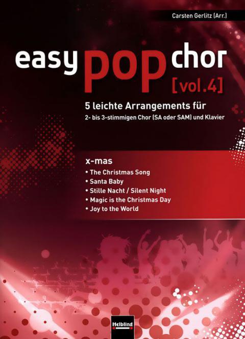 Easy Pop Chor 4 - XMAS