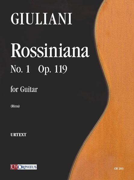 Rossiniana No.1 op.119
