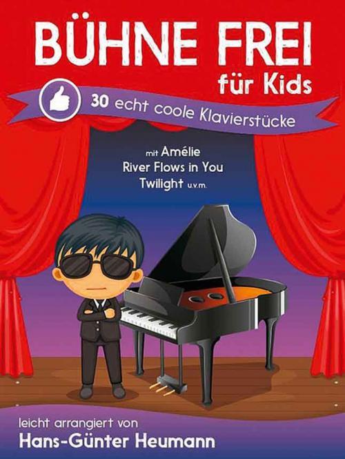 Bühne frei für Kids