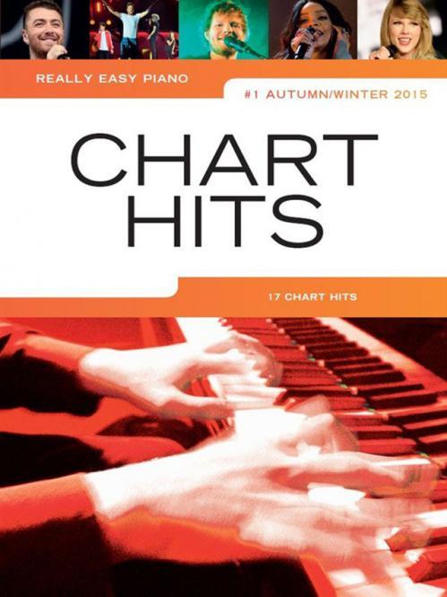 Really Easy Piano: Chart Hits 1