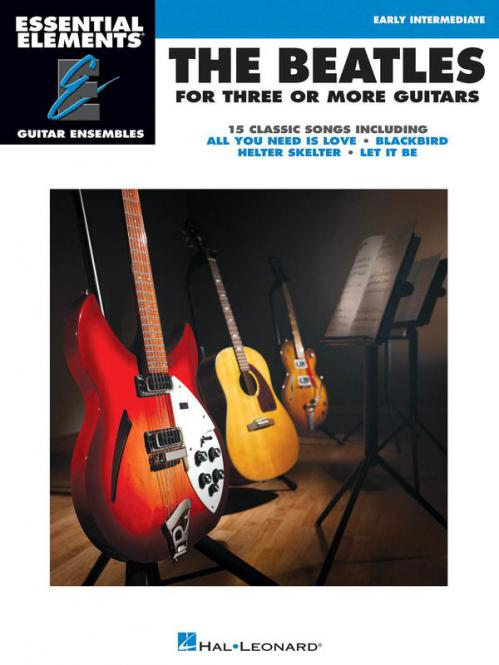 The Beatles for 3 or More Guitars