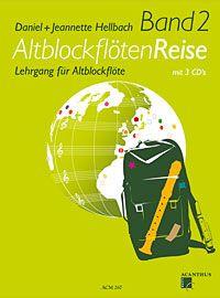 Altblockflöten-Reise Band 2