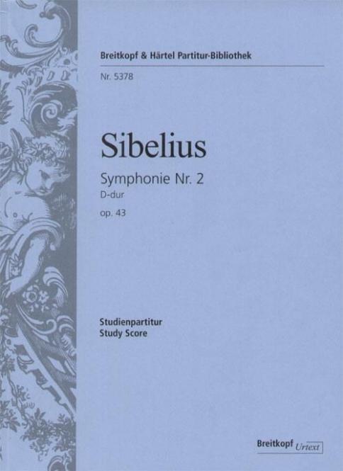 Symphonie Nr. 2 D-Dur op. 43