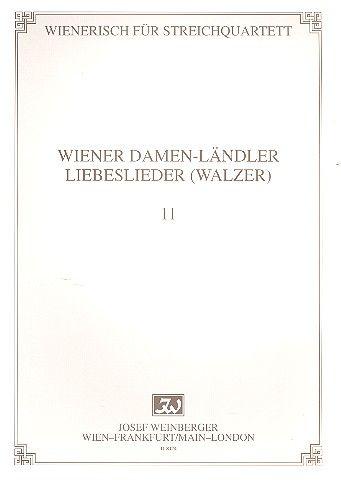 Wienerisch für Streichquartett