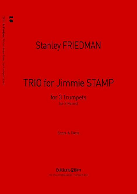Trio for Jimmie Stamp