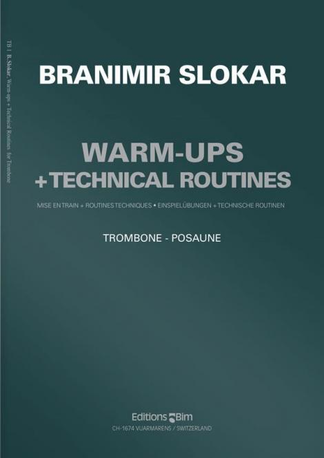 Warm-Ups + Technical Routines