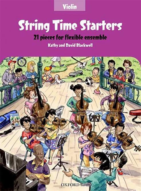 String Time Starters - Violin Book