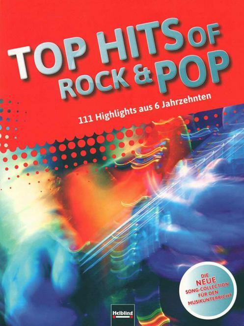 Top Hits of Rock & Pop - Liederbuch