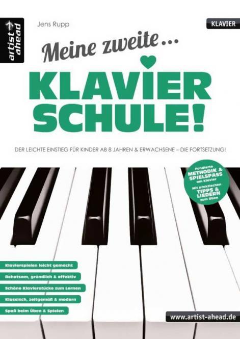 Meine zweite Klavierschule!