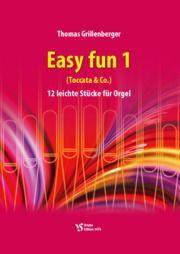 Easy fun 1: Toccata & Co.