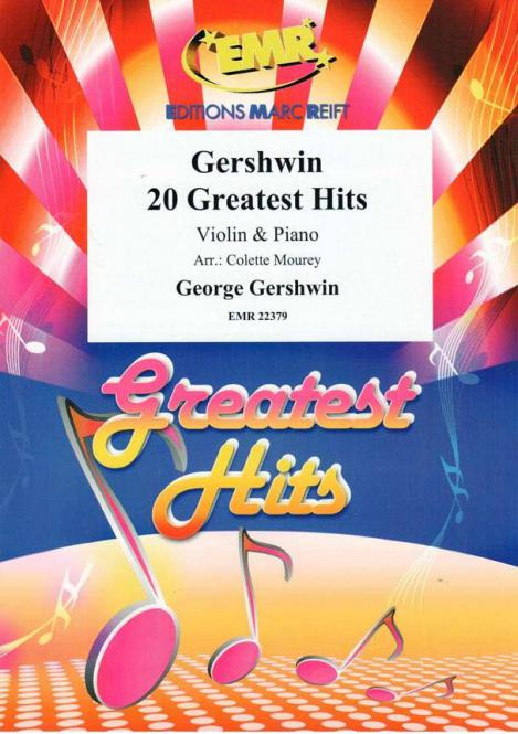 Gershwin 20 Greatest Hits Standard