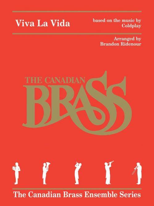 Viva La Vida for Brass Quintet
