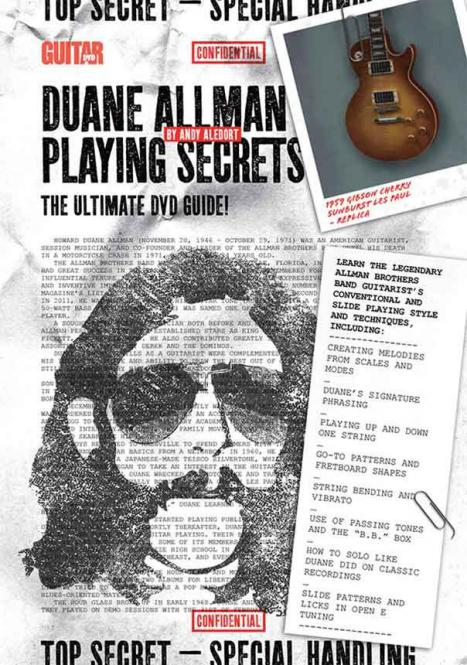 Guitar World: Duane Allman Playing Secrets