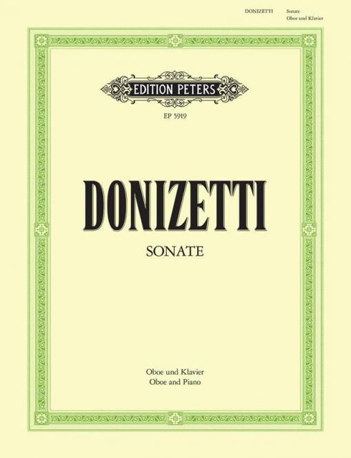 Sonate für Oboe und Klavier