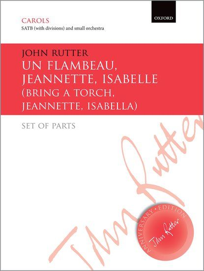 Un flambeau, Jeannette, Isabelle