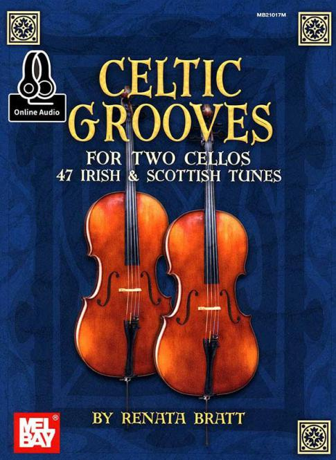 Celtic Grooves For 2 Cellos