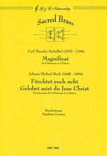 Magnificat & Fürchtet euch nicht - Gelobet seist du Jesu Christ