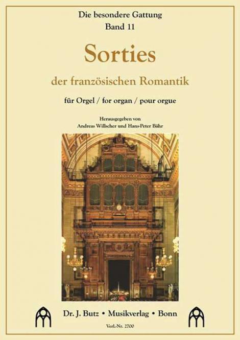 Die besondere Gattung 11: Sorties der französischen Romantik