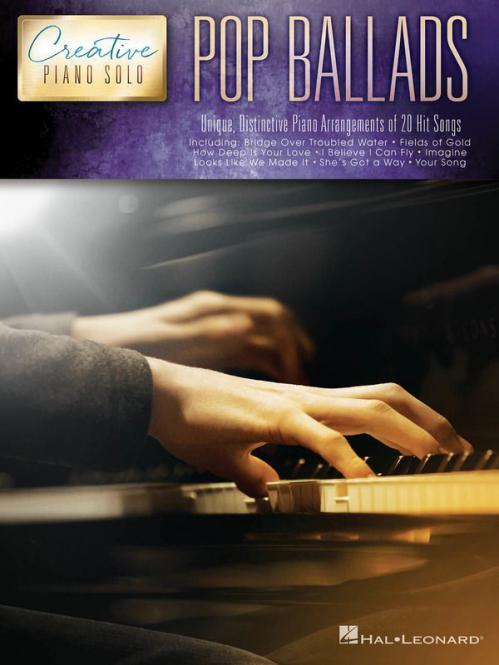 Pop Ballads - Creative Piano Solo