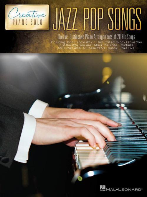 Jazz Pop Songs - Creative Piano Solo