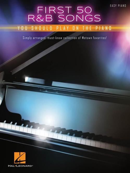 First 50 R&B Songs You Should Play on Piano
