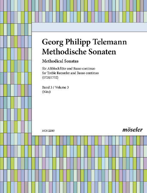 Methodische Sonaten 3 Standard