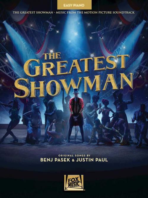 The Greatest Showman: Easy Piano
