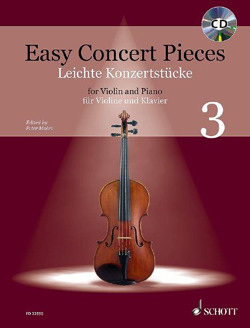 Leichte Konzertstücke 3 Standard