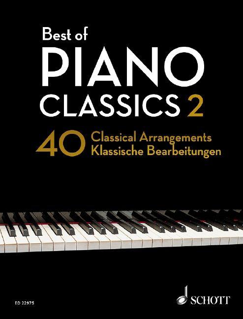 Best of Piano Classics 2 Standard