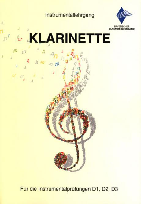 D-Literatur: Instrumentallehrgang Klarinette