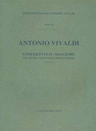 Concerto B Flat Major RV547