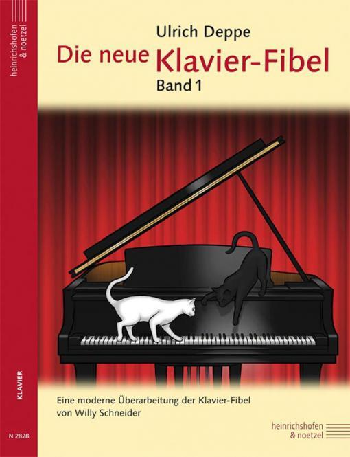 Die neue Klavier-Fibel 1