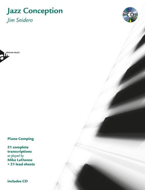 Jazz Conception Piano Comping