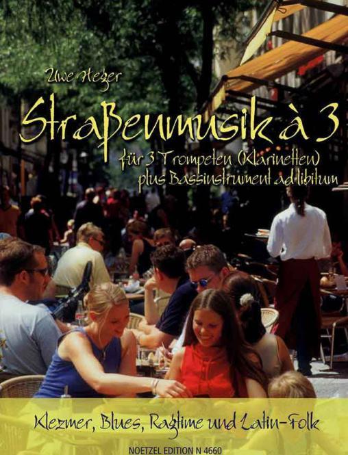 Straßenmusik à 3