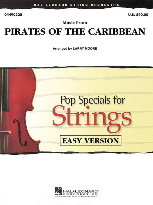 Music from Pirates of the Caribbean