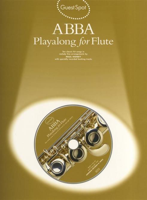 Abba Playalong Flute