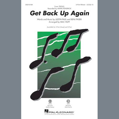 Get Back Up Again