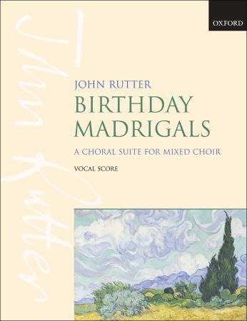 Birthday madrigals