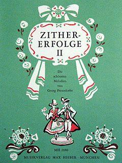 Zither-Erfolge Heft 2